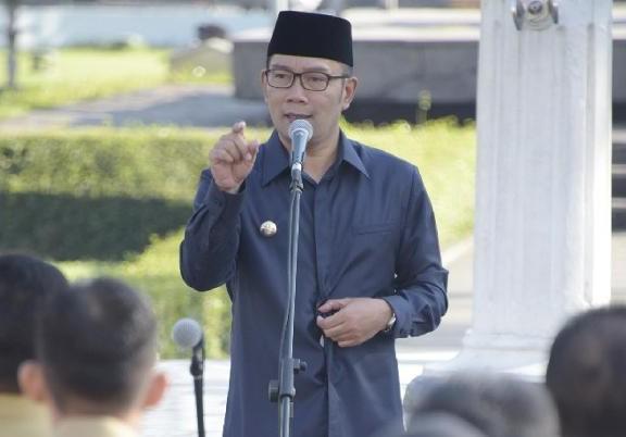 Ridwan Kamil Ungkap Wacana Pindahkan Ibukota Jabar dari Bandung