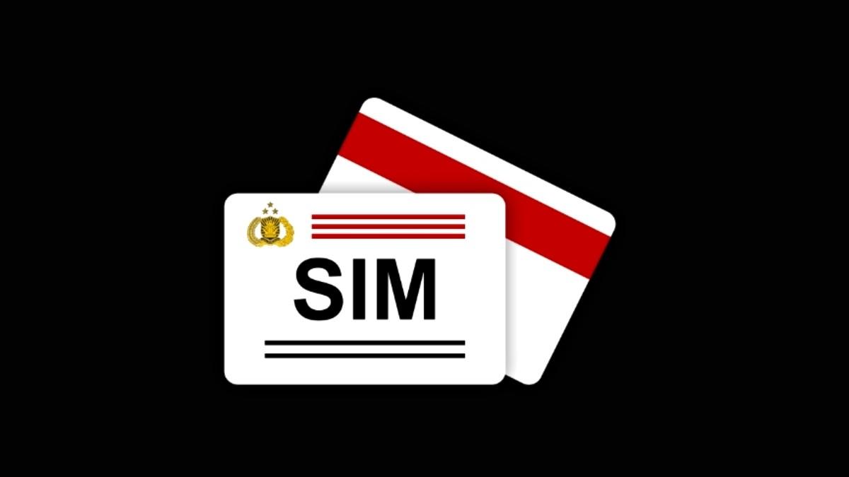 Rekam Data Kependudukan Hingga Forensik, Smart SIM Bisa Transaksi Online