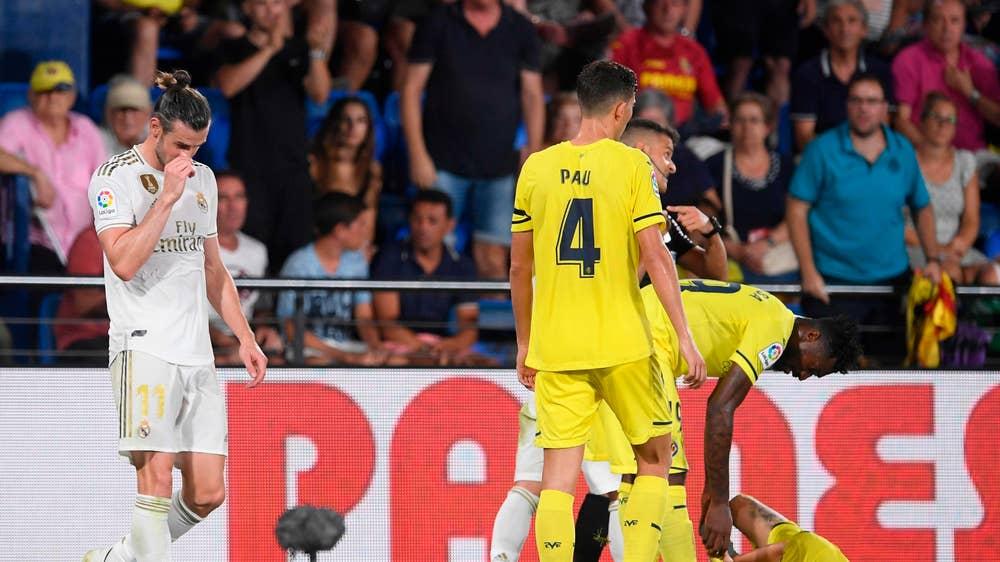 Misteri Angka 1,2,3 dan 4 Dibalik Hasil Imbang Madrid Kontra Villareal