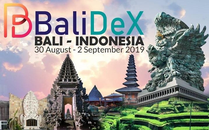 Fasilitasi UMKM Go Internasional, Peresmian ASWIN dan IDEA Tandai Pagelaran BaliDex 2019