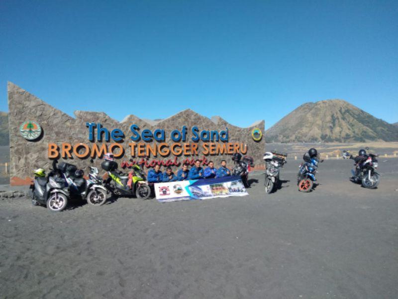 ADDRESSIA Guyub Gelar Famgat dan Anniversary ke-3 di Taman Nasional Bromo.