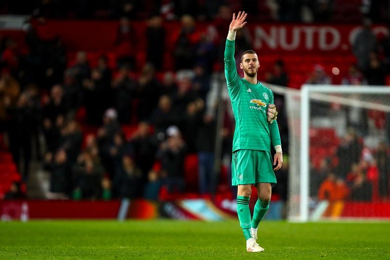 Titik Terang Masa Depan De Gea di Manchester United