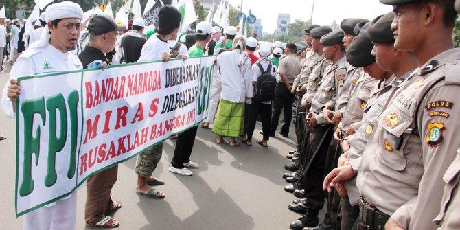 Kasus Dugaan Makar, Polisi Segera Periksa Ketum FPI Sobri Lubis