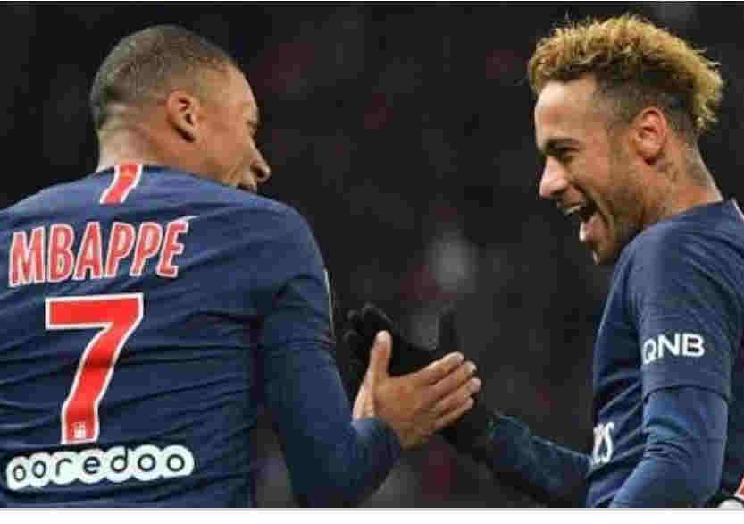 Gagal Boyong Neymar, Juventus Beralih Bidik Kylian Mbappe