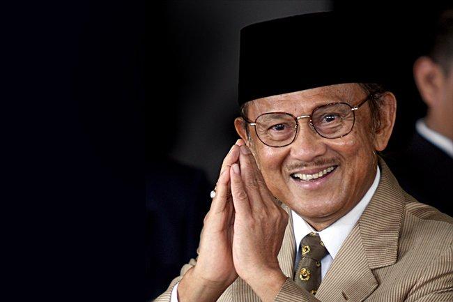 BREAKING NEWS: Presiden Ketiga RI BJ Habibie Meninggal Dunia
