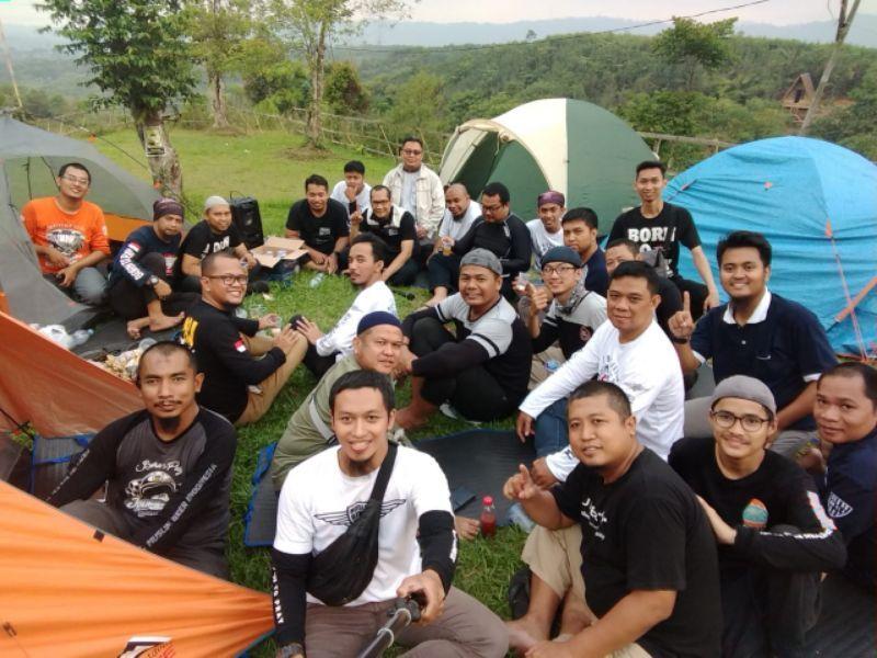 MBICT Reborn Rihlah 1441 H dengan Tadabur Alam di Bukit Bakukung Bogor
