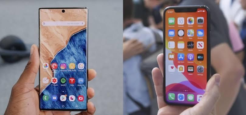 Memilih Antara iPhone 11 Pro dan Galaxy Note 10