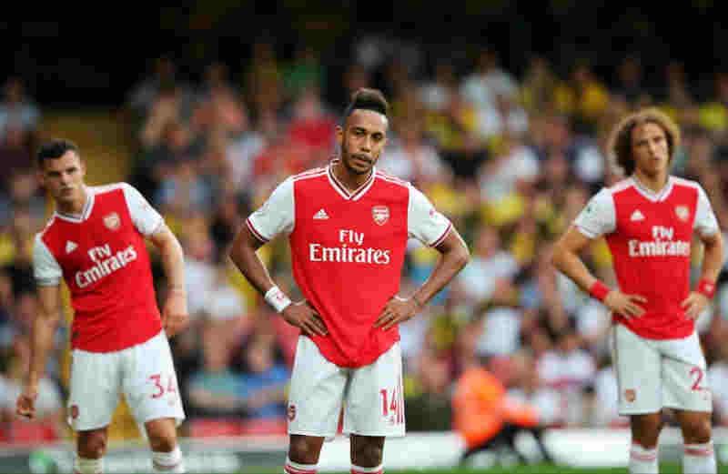 Unggul 2 Gol di Babak Pertama, Arsenal Harus Rela Berbagi Poin dengan Watford