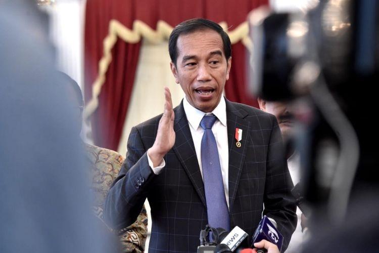 Polemik Revisi UU KPK, Jokowi Tanggapi Pernyataan 3 Pimpinan KPK