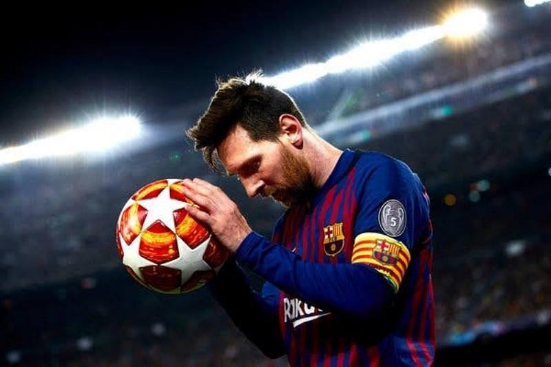 Menjalani Laga Tandang Kontra Dortmund, Barcelona Siap Mainkan Messi