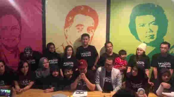 Wali Kota Bandung Main Film Senyum Sabyan Bareng Ria Ricis dan Tyo Dewanto