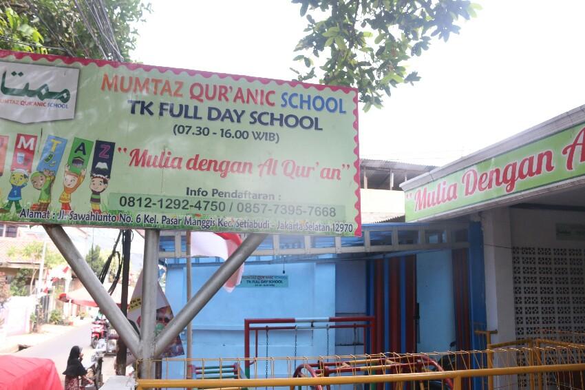 Tahfiz Quran Mulai Usia 2 Tahun Jadi Unggulan Mumtaz Quranic School