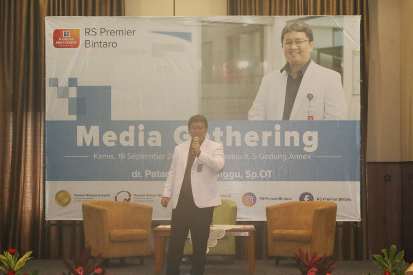 Langka di Indonesia, RS Premier Bintaro Kembangkan Orthopedi Center
