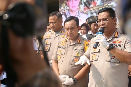 Polisi Serahkan Berkas Pengibar Bendera Bintang Kejora ke Kejati DKI