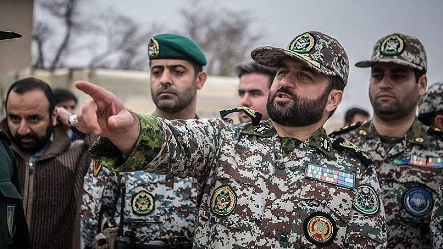 Iran Nyatakan Akan Kejar Agresor