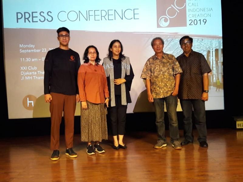 Dianggap Punya Daya Saing Mumpuni, HDMI dan Abbasource Akomodir Desainer Mebel Indonesia di OCIC 2019 Italia