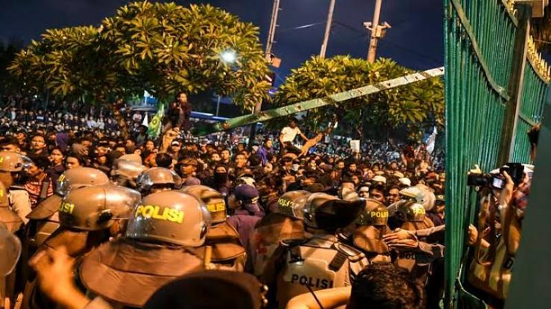 Pengamanan Aksi Demo di DPR, Polda Metro Jaya Kerahkan 18 Ribu Personel Gabungan