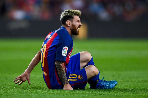 Baru Dinobatkan Jadi Pemain Terbaik FIFA 2019, La Pulga Kembali Dibekap Cedera