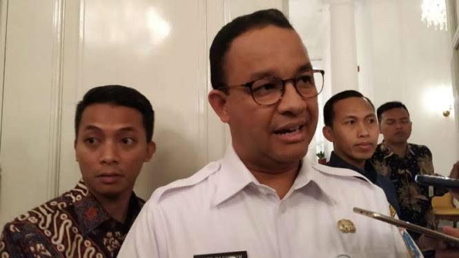 Ambulans DKI Diamankan Polisi, Anies: Tidak Usah Terburu-buru Menyimpulkan!
