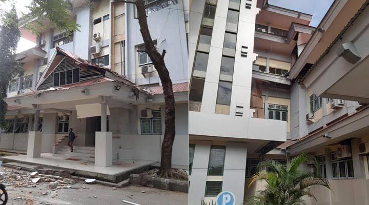 Gempa Ambon, 4 Orang Meninggal Termasuk Balita