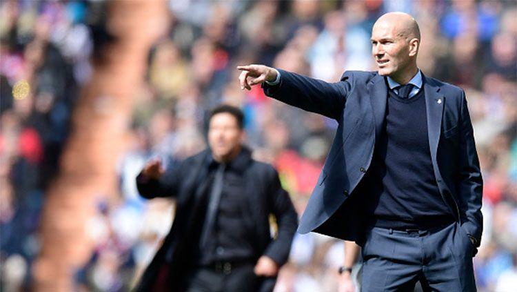 Bertandang ke Atletico Real Madrid Bawa Misi Balas Dendam