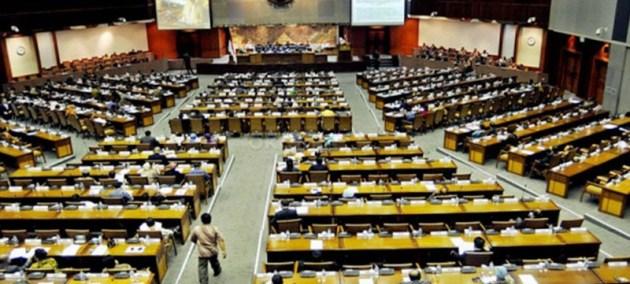 Rapat Paripurna Terakhir DPR Diwarnai Aksi Bolos Anggota Dewan