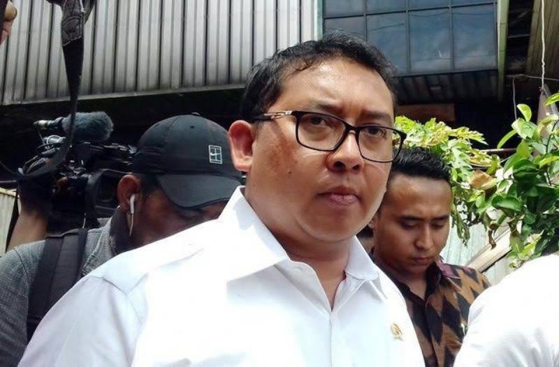 Gerindra Pensiunkan Fadli Zon dari Pimpinan DPR RI
