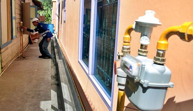 Ramah Lingkungan dan Aman, Pemanfaatan Gas Alam Efisien untuk Rumah Tangga