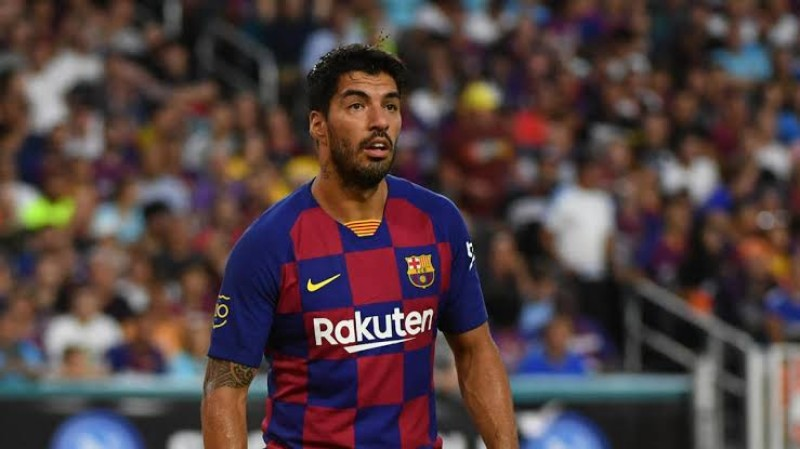 Cetak 2 Gol, Suarez Jadi Pahlawan Kemenangan Barcelona atas Inter Milan