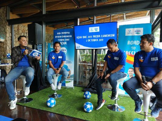 Danone AQUA Siap Kirim Dua Tim U-12 Terbaik Indonesia ke Final Dunia Danone Nations Cup di Barcelona