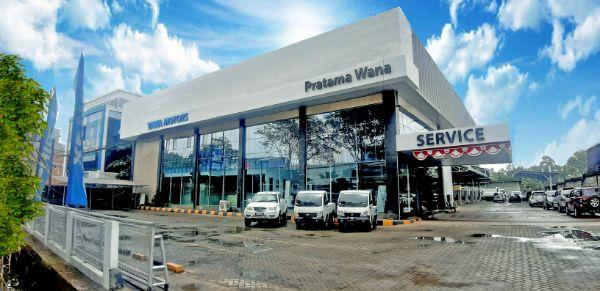 Tata Motors Hadir di Kalimantan Bersama Empat Produk Truk Komersial Unggulannya