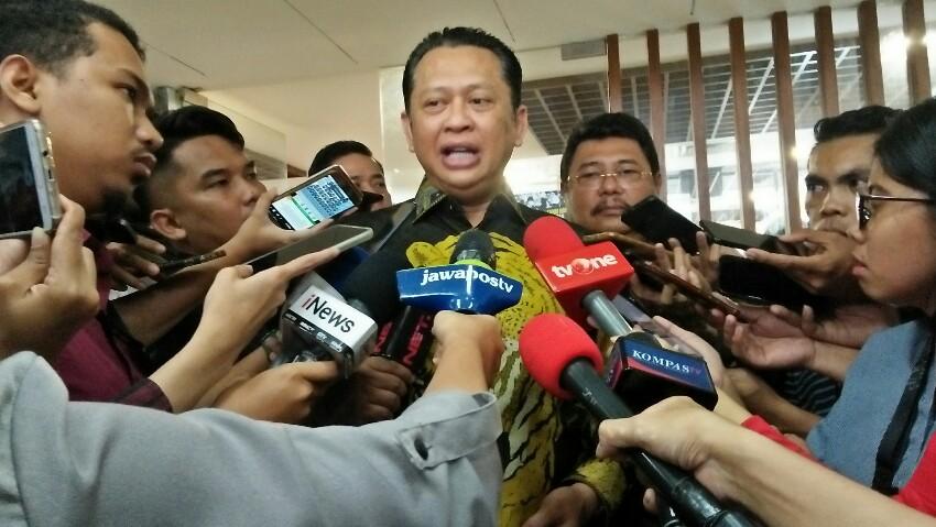 Bambang Soesatyo Terpilih Jadi Ketua MPR, Gerindra Legawa