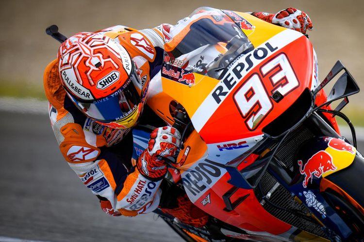 MotoGP Thailand 2019 : Marquez Berpeluang Pastikan Gelar Juara Dunia Keenamnya
