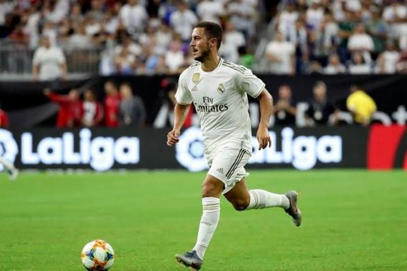 Hazard Pecah Telur! Berikut Fakta Angka 361 Dibalik Kemenangan Madrid atas Granada
