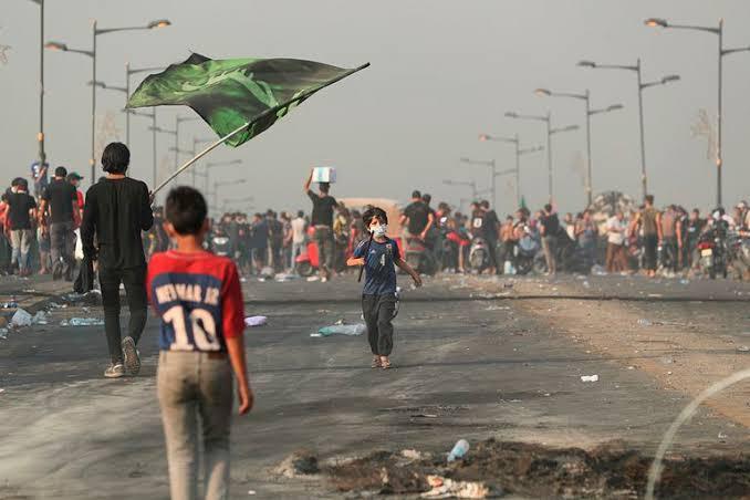 Pejabat Iran Tuding AS dan Israel Biang Kerusuhan di Irak