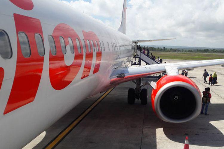 Lebarkan Sayap Lion Air Umumkan Rute Penerbangan Baru Makasar - Manokwari