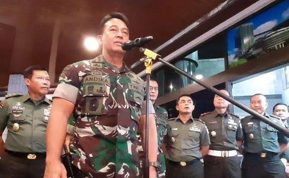Karena Ulah Istri, Dua Anggota TNI Kena Sangsi Militer Terkait UU ITE soal Wiranto