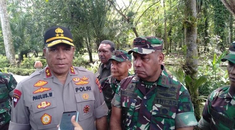 Buru Penyerangan yang Tewaskan Pekerja, Kapolda Papua Kantongi Identitas Pelaku