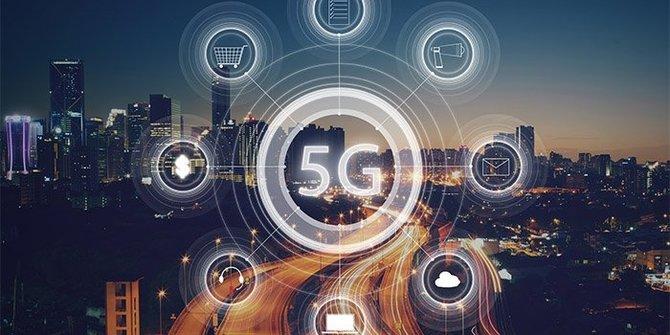 Pembangunan Ibu Kota Baru Ajang Interaksi Infrastruktur, Termasuk Jaringan 5G