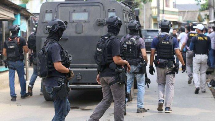 PN Jaktim Vonis Mati Suherman Teroris Tol Pejagan