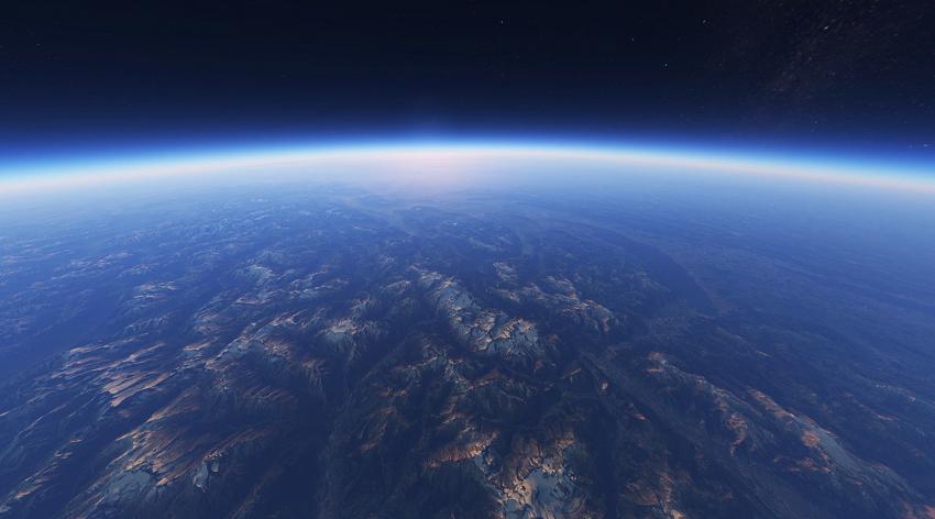 Awal Perdebatan Bumi Bulat atau Datar Hingga Astronout Bersumpah Demi Allah