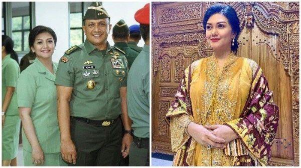 Artis dan Isteri Perwira Tinggi TNI ini Ingatkan Istri Prajurit Agar Hormati Atasan!