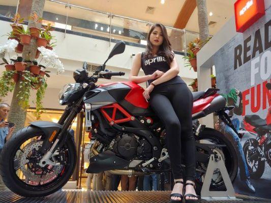 Aprilia Shiver 900, Evolusi Sport Naked Bike Persembahan Piaggio Indonesia