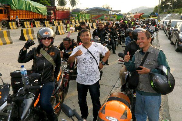 Jambore Nasional HTCI 2019 Ajangnya Pesta Motor Tiger Indonesia