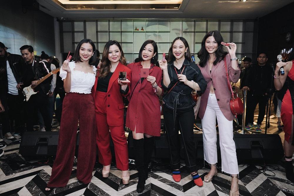 Usung Tagline 'Beauty is Simple' WCKD Umumkan Line up Produk Kosmetik Perempuan Modern