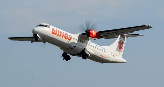 Wings Air Tambah Frekuensi Layanan Domestik Keberangkatan dari Bandung Tujuan Surabaya dan Semarang
