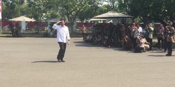 Dipanggil ke Istana, Syahrul Yasin Limpo: Bicara Soal Pertanian