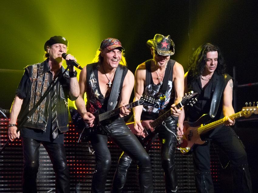 Scorpions dan Whitesnake Positif ke Indonesia, Catat Tanggal dan Harganya!