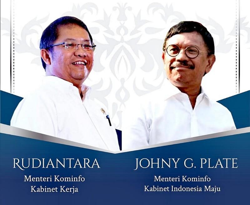Daftar Menteri Kabinet Indonesia Maju