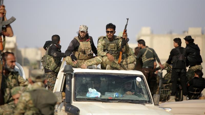 Rusia Desak Pejuang Kurdi untuk Menarik Diri dari Perbatasan Suriah